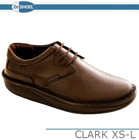 کفش طبی مردانه دکترشول طرح کلارک ایکس اس-ال