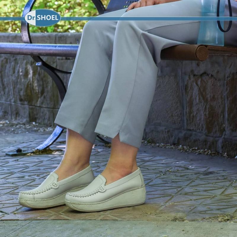کفش طبی دکتر شول طرح انیکس ساده