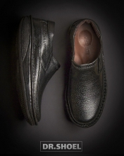 کفش طبی مردانه دکترشول طرح کلارک ایکس اس